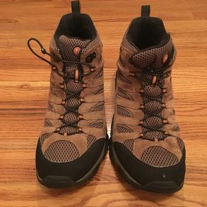 Merrell continuum waterproof hiking boots size 12